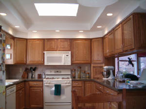 Canton Michigan kitchen remodeling